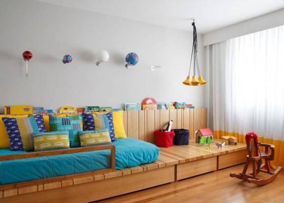 Luminárias criativas  quarto infantil