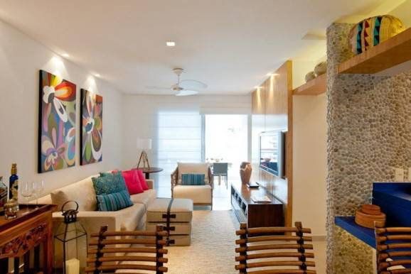 praia conforto casa de praia