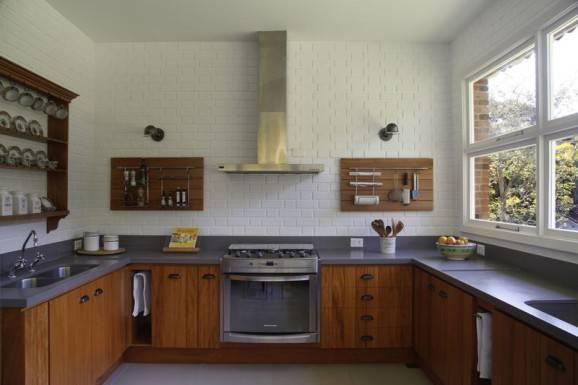 cozinha madeira casa segura para idosos