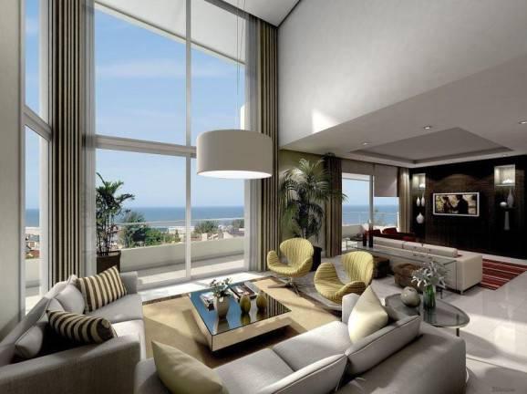 iluminação natural sala de estar