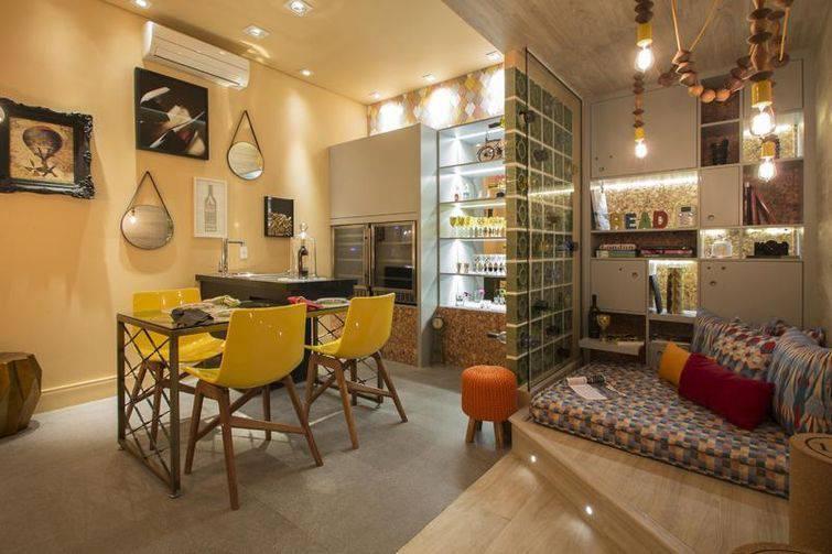 10 dicas para deixar sua kitnet maior - Fotos de lofts decorados ...