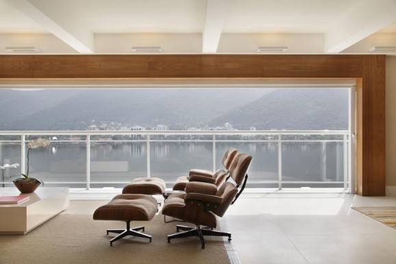 Cadeiras Eames escritorio