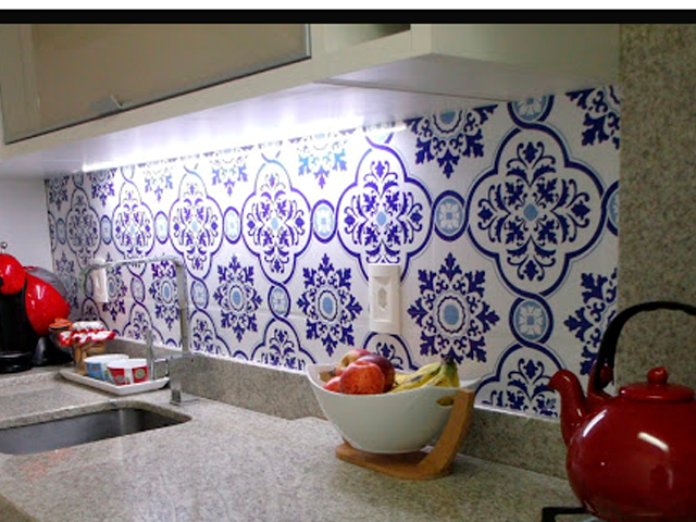 Como decorar_Cozinha_Como_decorar_a_cozinha_com_azulejo