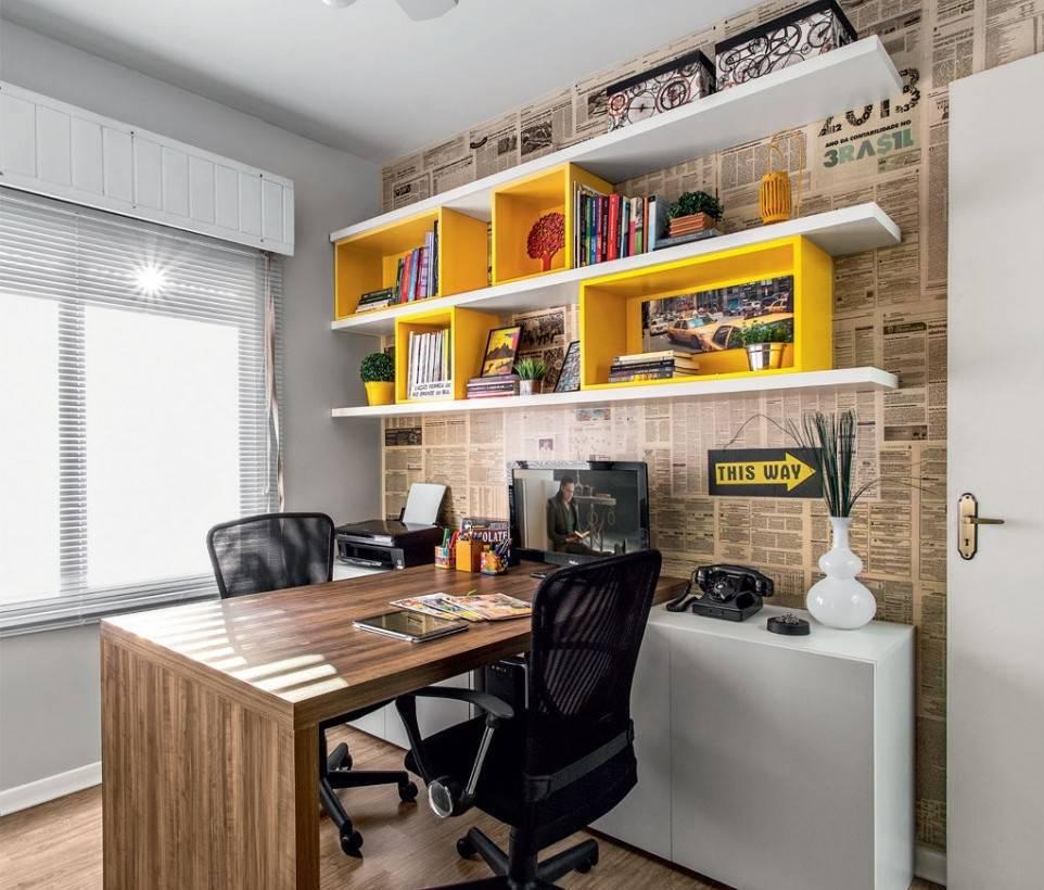 Faça Voc u00ea Mesmo Decoraç u00e3o Criativa para Seu Lar DIY -> Decoração De Escritório Residencial
