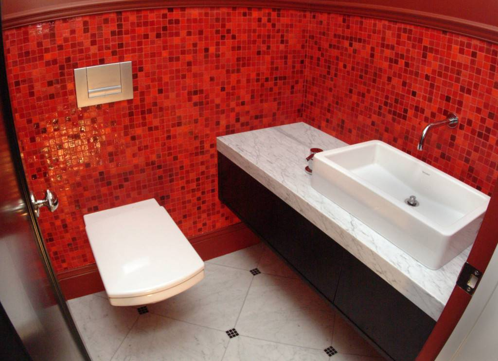 Revestimentos Para O Banheiro Azulejos E Pastilhas