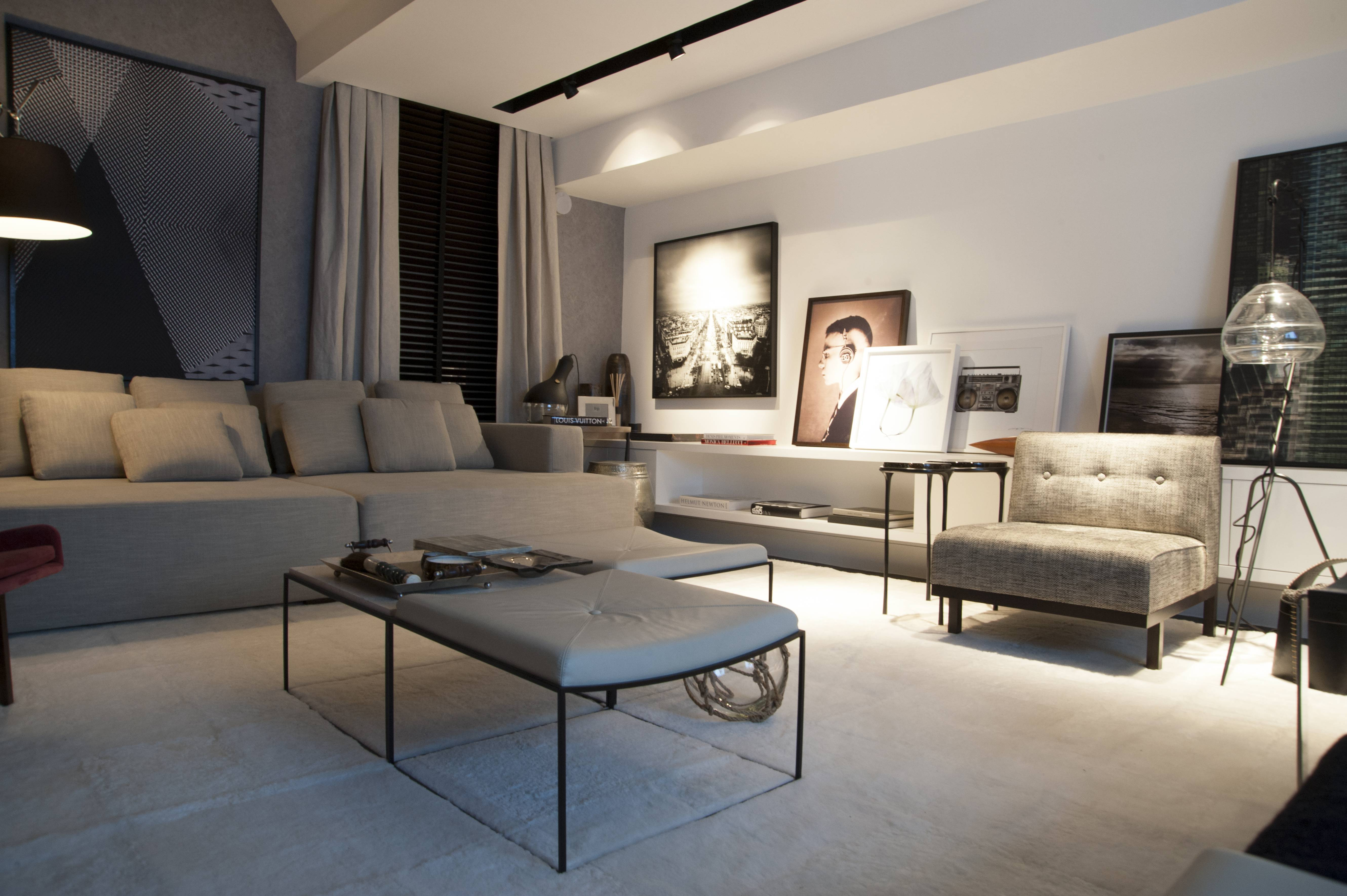 casa cor 2014 ambiente home theater francisca reis. Black Bedroom Furniture Sets. Home Design Ideas