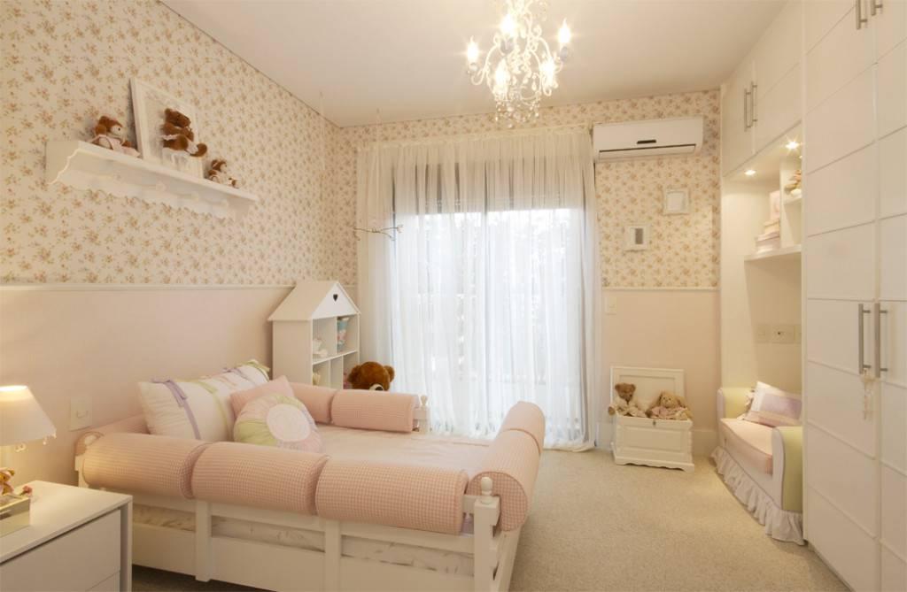 Como_decorar_Quartos_Viva_Decora_Papel_de parede_quarto_de_menina