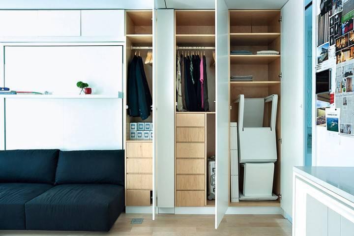 Apartamento em Nova Iorque - 39 m²