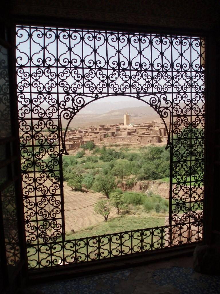 Grades para janelas marroquina