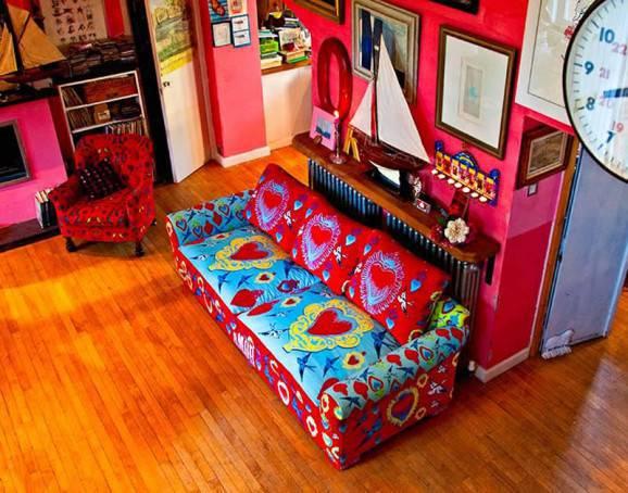 decoracao de interiores estilo handmade:Guia de Estilos de Decoração: Temático Handmade