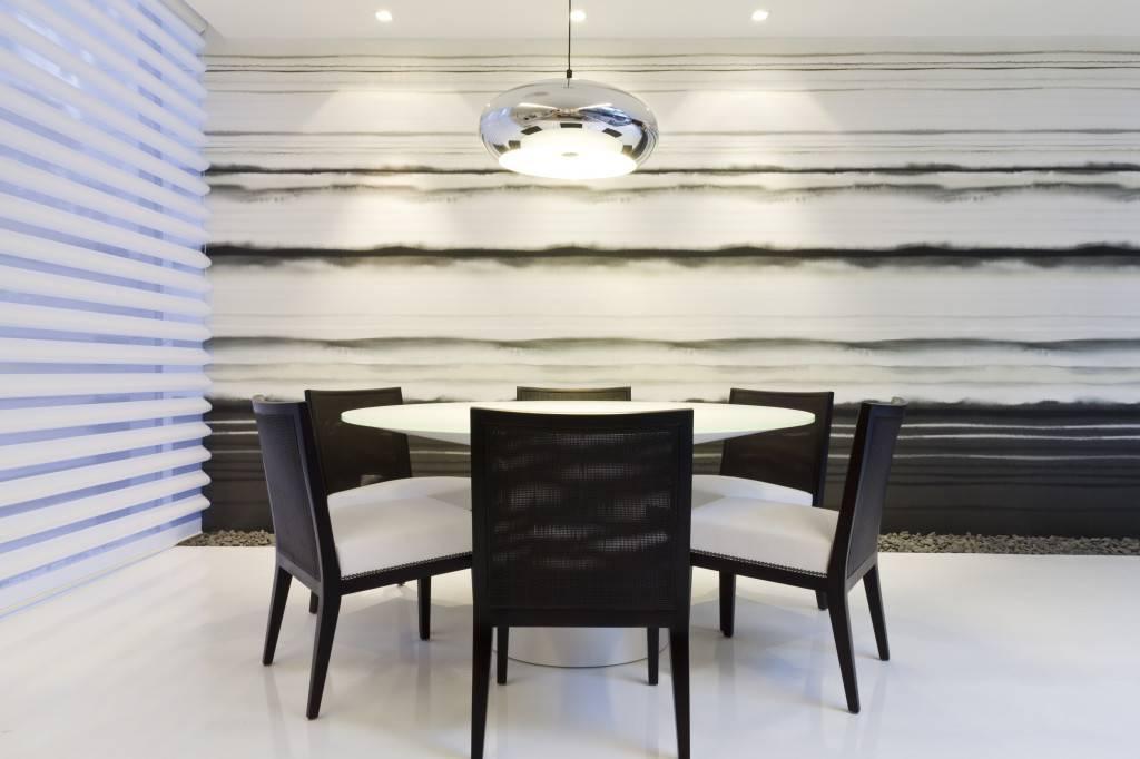 Mostra Artefacto sala de jantar