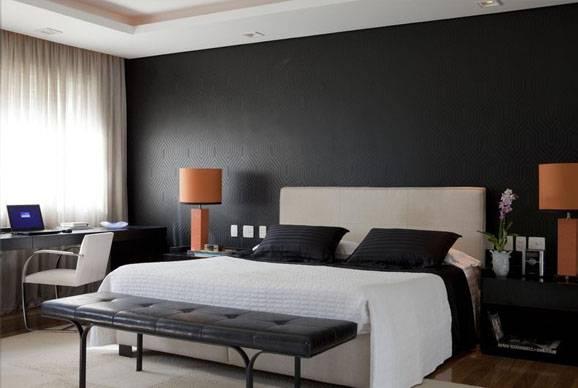 decorando quarto de casal minimalista