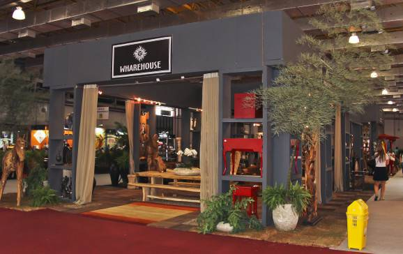 gift fair  whare house