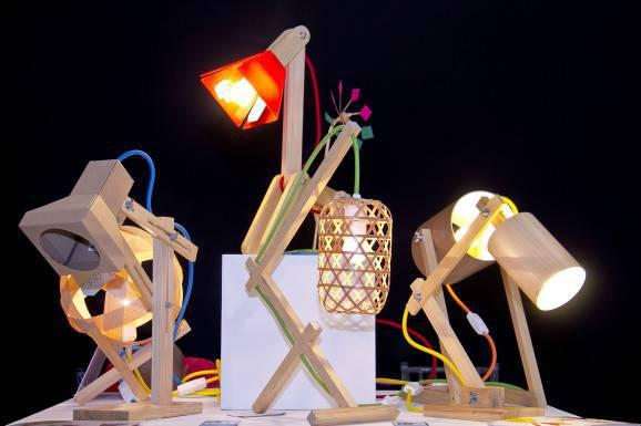 luminarias  craft design