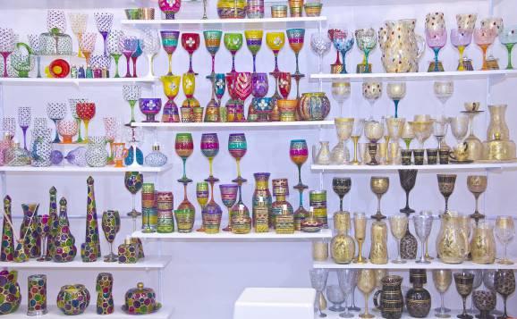 copos  taças jarras craft design