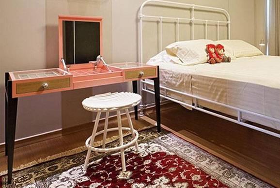 móveis rústicos de madeira
