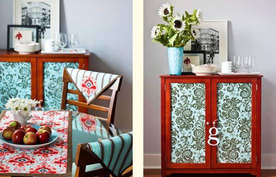 vivadecora moveis tecido para decoração