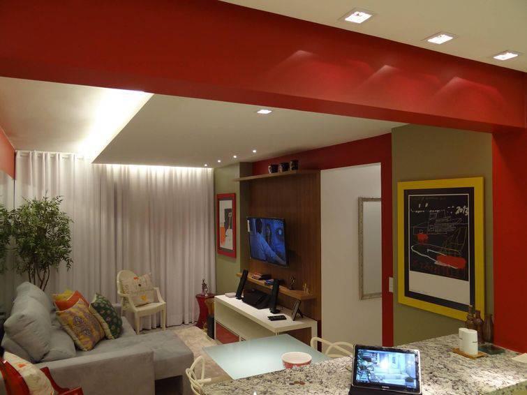 Sala De Estar Pequena Dicas ~ Sala de estar pequena dicas essenciais na hora de planejar