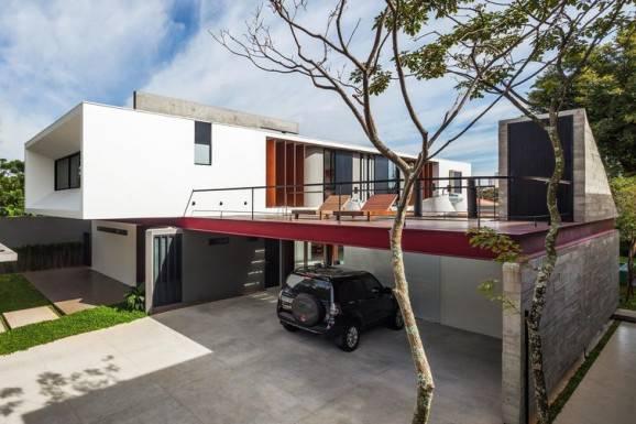 fachadas de casas grandes
