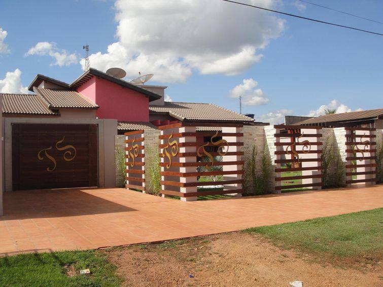 Personalizar sua fachada também deixa a sua casa única