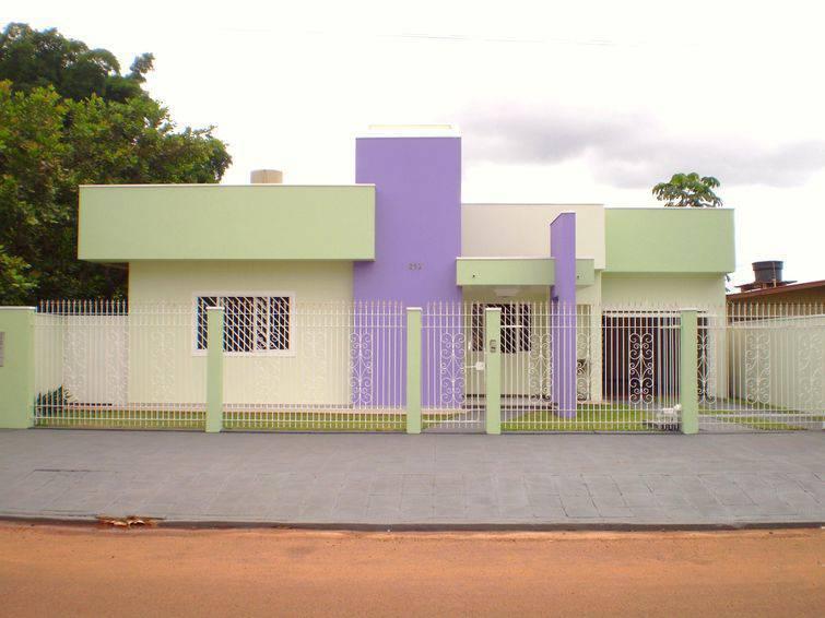 fachadas de casas 32547