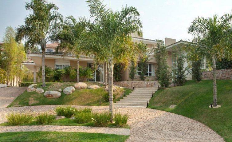 fachadas de casas com paisagismo