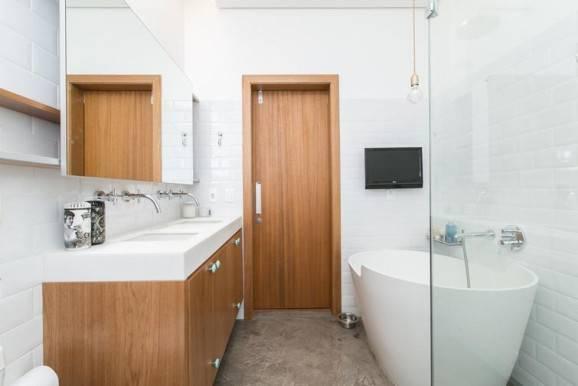 Projetos de banheiros com banheira