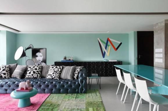 modelos de sofá em couro sintetico