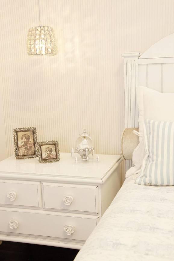 quarto de menina claro princesa provençal