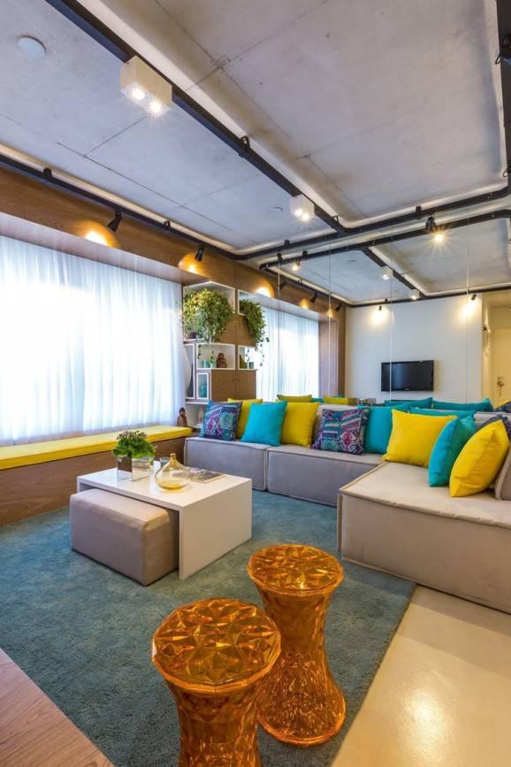 modelos de sofá em L