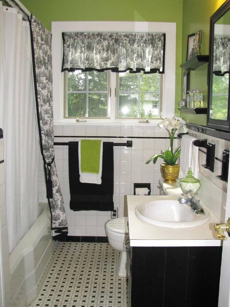 Pisos para banheiro com estampa