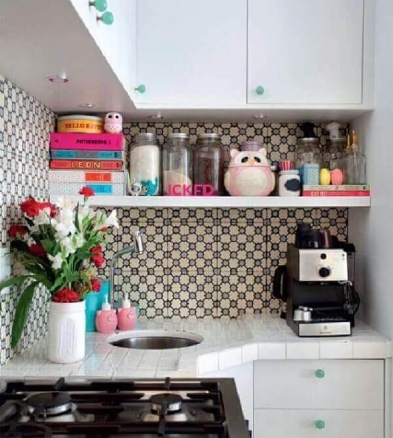 Revestimento para cozinha azulejo