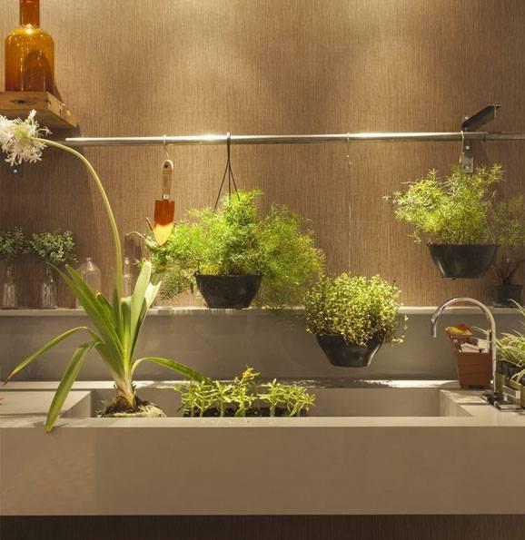 Como fazer um jardim com pouco espaço