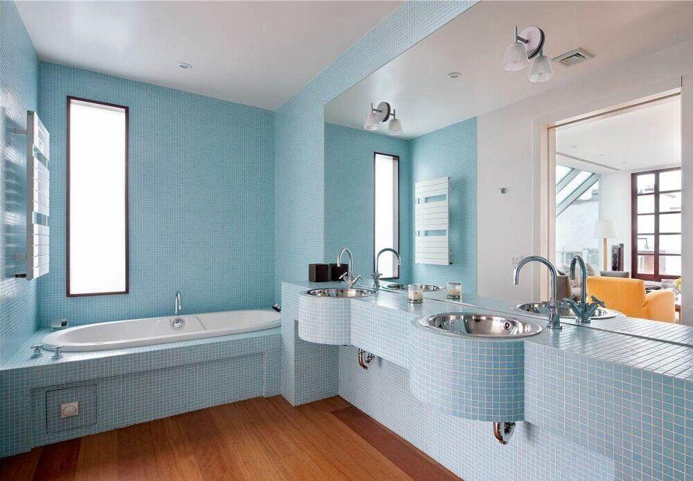 pisos para banheiro de madeira
