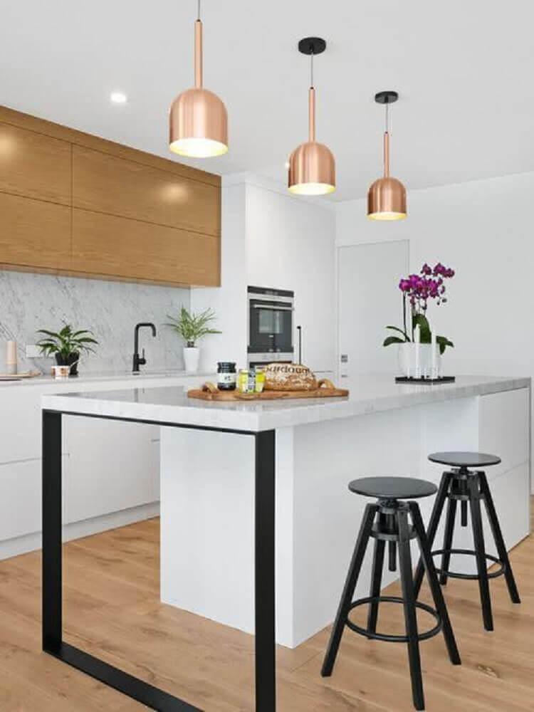 revestimento para cozinha com mármore