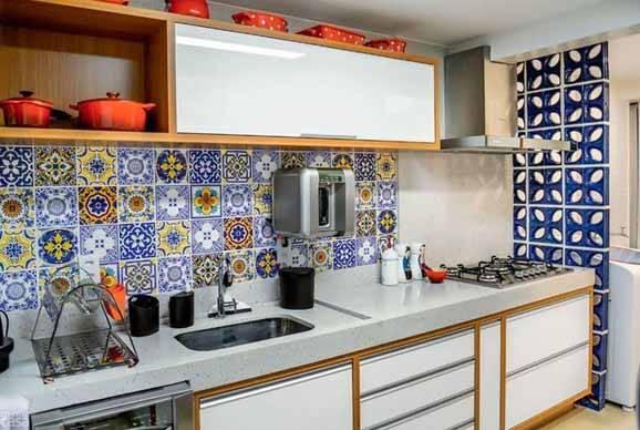 Revestimento para cozinha