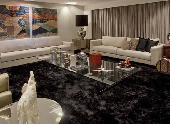 decoração para sala de estar