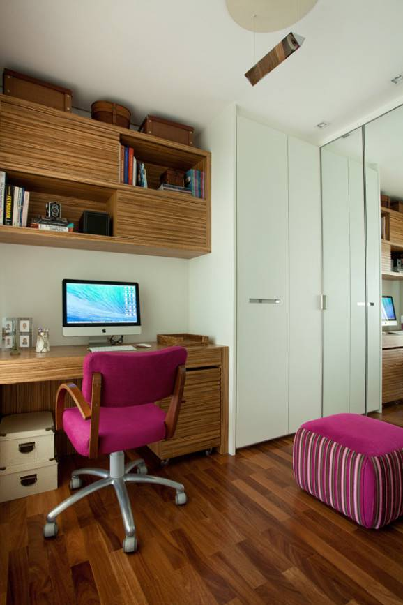 Liliana Zenaro Apartamentos Pequenos Decorados