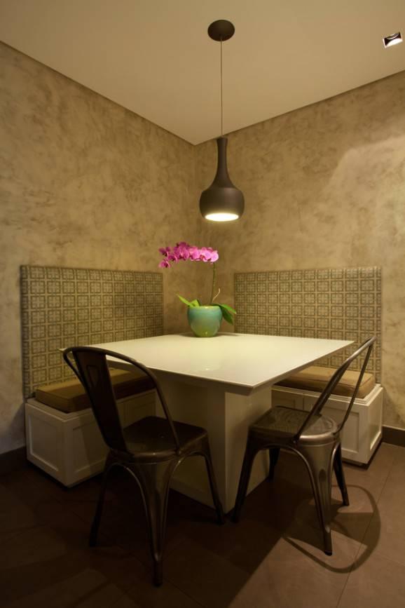 Liliana Zenaro - Apartamentos Pequenos Decorados