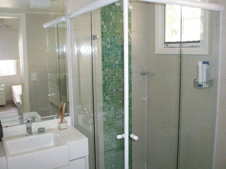 Banheiros pequenos com pastilhas a arte de saber decorar -> Banheiros Com Pastilhas Grandes