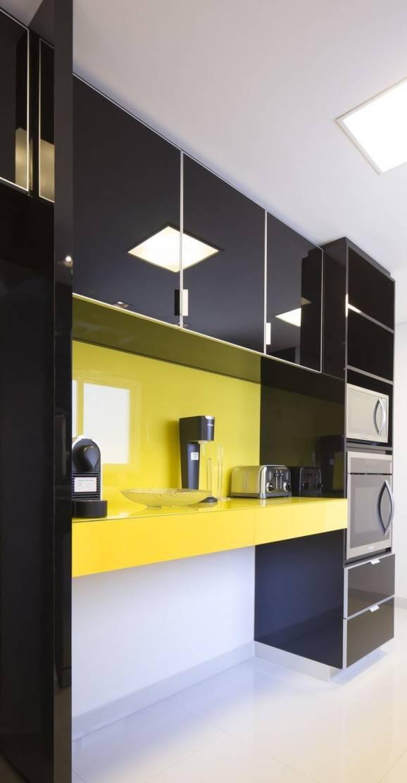 decoracao de cozinha planejada