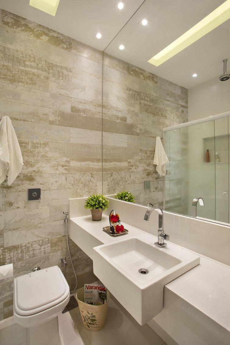 Lavabos decorados s o um verdadeiro luxo for Fotos lavabos