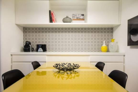 paredes decoradas com ladrilhos cozinha