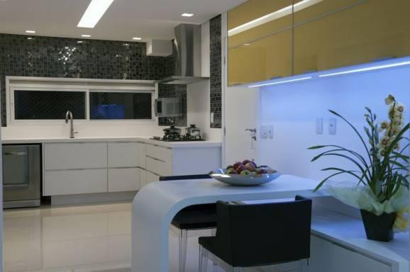 decoração de cozinha pequena