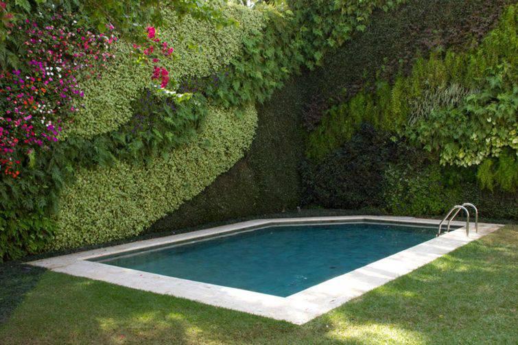 Quanto mais próximo da natureza, mais fresco ficará a água