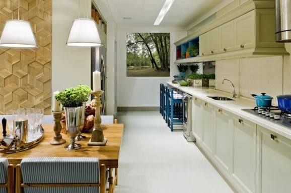 jardins pequenos na cozinha