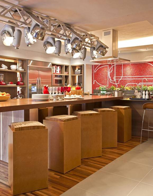 cozinhas modernas mari ani oglouyan