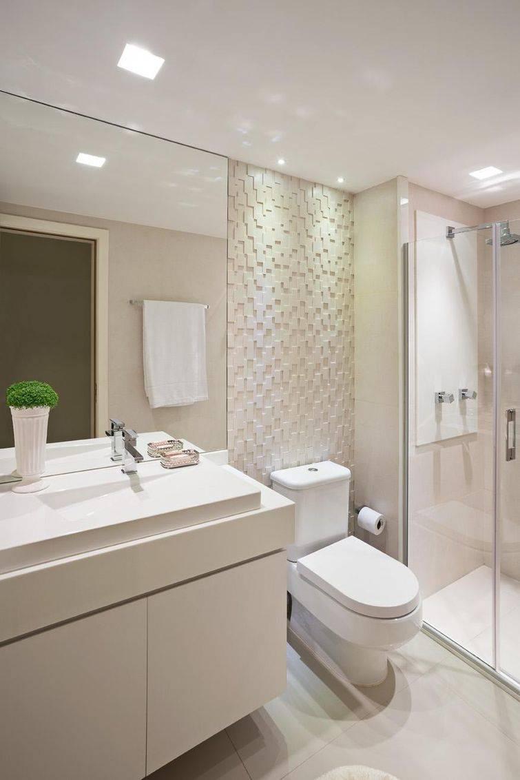 98 banheiros decorados com efici ncia e cuidado for Imagenes de pisos decorados