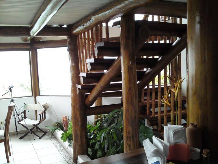 jardins pequenos escada