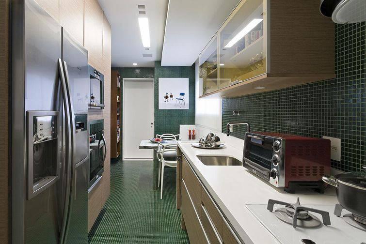 Bancada para cozinha Projeto de Diego Revollo